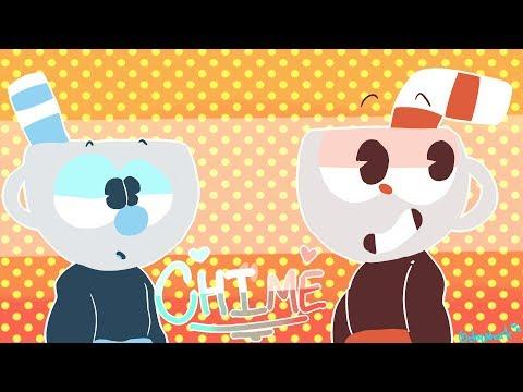 CHIME (meme)// CUPHEAD AND MUGMAN