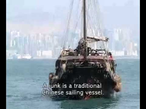 Different: A Junk Ride in Hong Kong Harbor, Travel Video Guide
