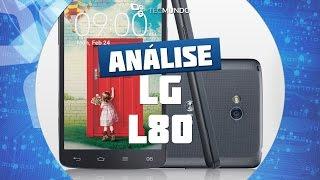 LG L80 Dual TV [Análise de Produto] - TecMundo