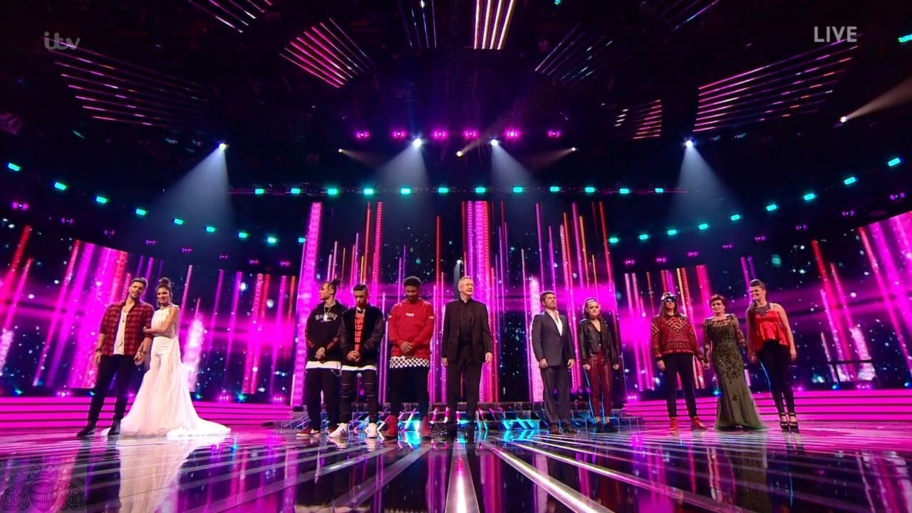 The X Factor UK 2016 Live Shows Week 8 The Results Full ...