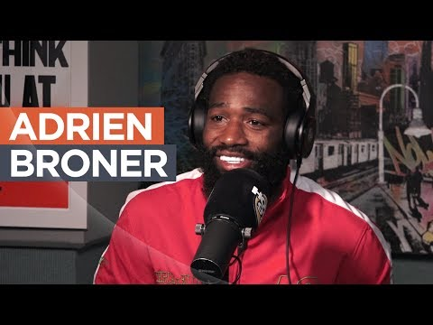 Adrien Broner On Fighting Floyd Mayweather, Taking L's & Growing Up