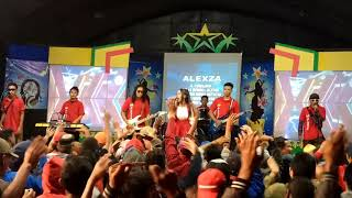 Asal Kau Bahagia   Ajeng Kartika LIVE OM ALEXZA   Studio Dhoho TV Terbaru