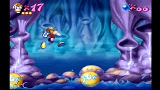 Rayman (PS1 classic PSN/PS3) #65 LongPlay HD