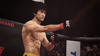 EA SPORTS UFC - Be Bruce Lee Gameplay Footage HD