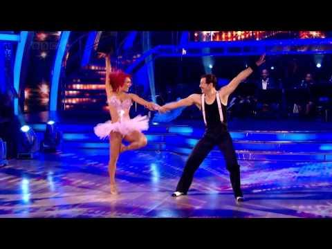 Matt Baker & Aliona Vilani  Charleston  Strictly Come Dancing  Week 4