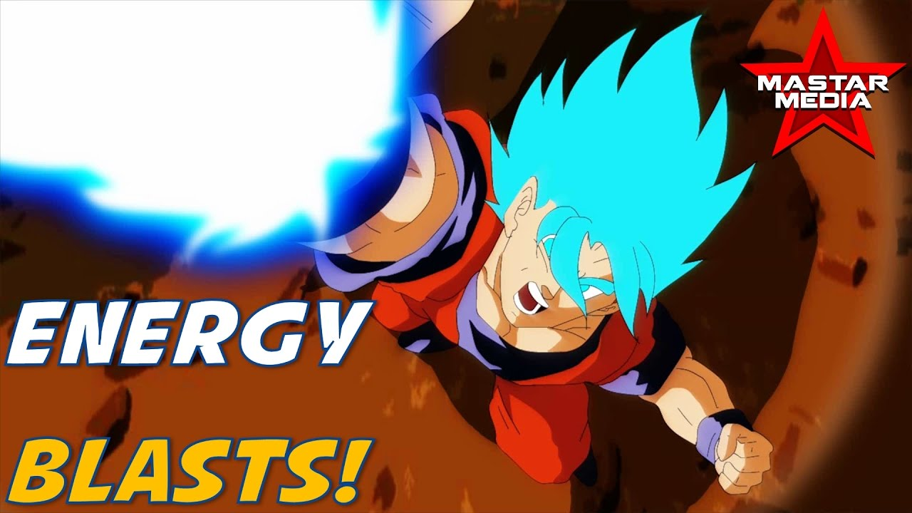 Animation Tutorial - Energy Blasts (Adobe Animate CC ...