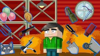 Stickman Games - Jailbreak Farm Warriors Fight's to Escape Prison