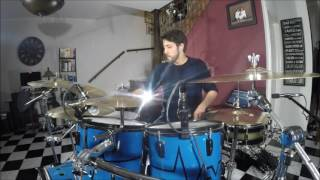 Carlos Vives Shakira La Bicicleta Drum Cover.mp3