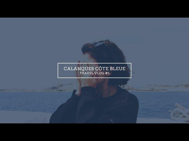 CALANQUES DE LA CÔTE BLEUE I Marseille & Cassis 💙🐚