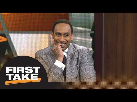 Stephen A. has an announcement: 76ers are going to Eastern Conference Finals | First Take | ESPN