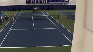 Women's Tennis vs Lipscomb (Singles Court 5)