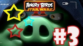Angry Birds Star Wars 2: Part-3 Gameplay/Walkthrough [Naboo Invasion] Darth Sidious Level 1-10