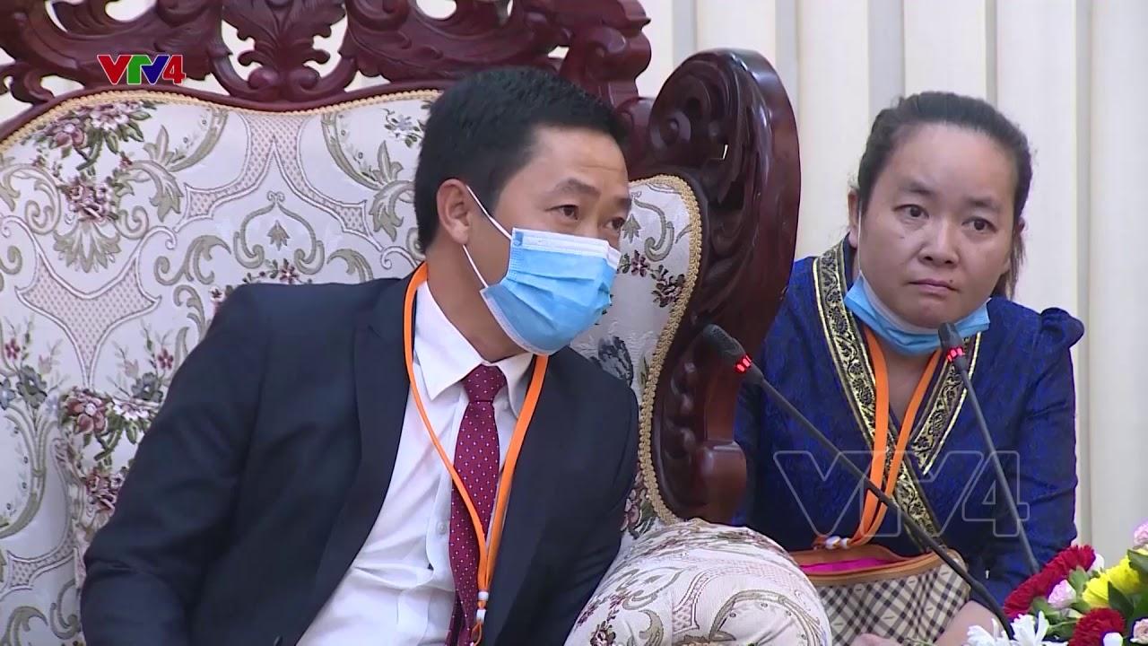 Doanh nghiệp Việt ủng hộ Chính phủ Lào chống dịch COVID-19