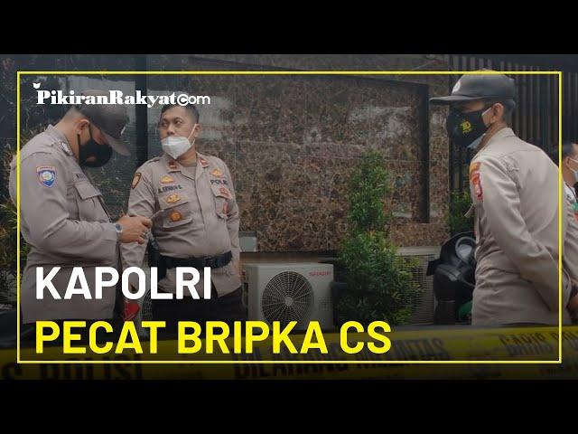Kapolri Terbitkan Surat Telegram, Pecat hingga Pidana Bripka CS Pelaku Penembakan di Jakarta Barat