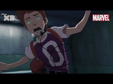 Guardians of The Galaxy | Star-Lord Part 1 Season 1 | Disney XD
