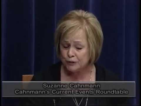 Cahnmann's Round Table Chet Coppock