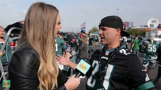 Tailgating With Philadelphia Eagles Fans - Nacho Scout