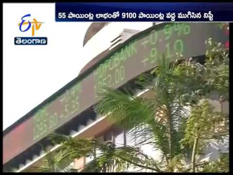 Sensex Closes up 172 Points | Nifty 0.61% Higher | Telecom, Financial Stocks Rise