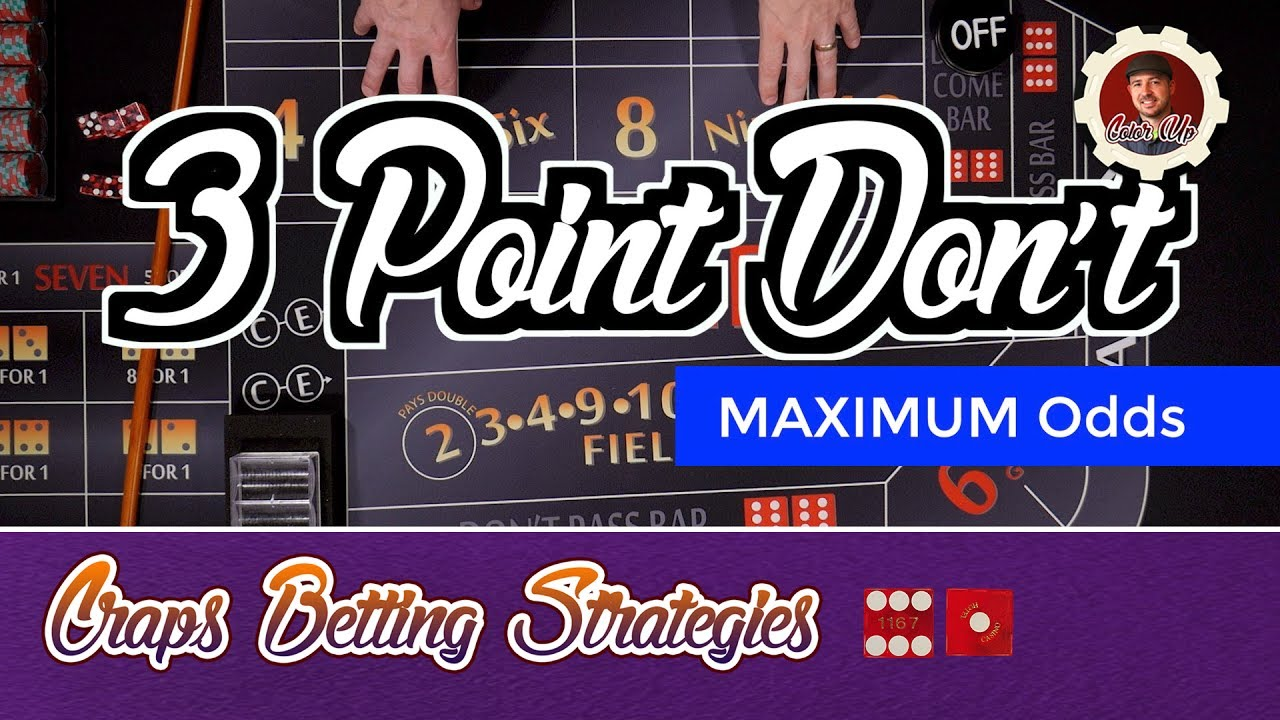 Craps youtube strategy best online poker sites reddit canada