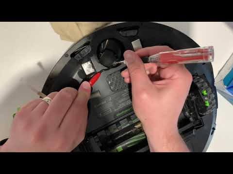 How To Clean i7 Roomba iRobot