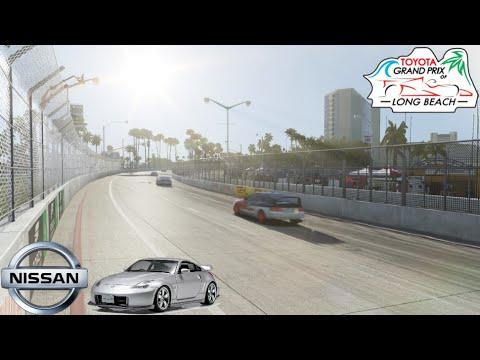 FORZA 6 (Xbox One) - Los muros de Long Beach || NISSAN FAIRLADY Z TF - Gameplay en Español