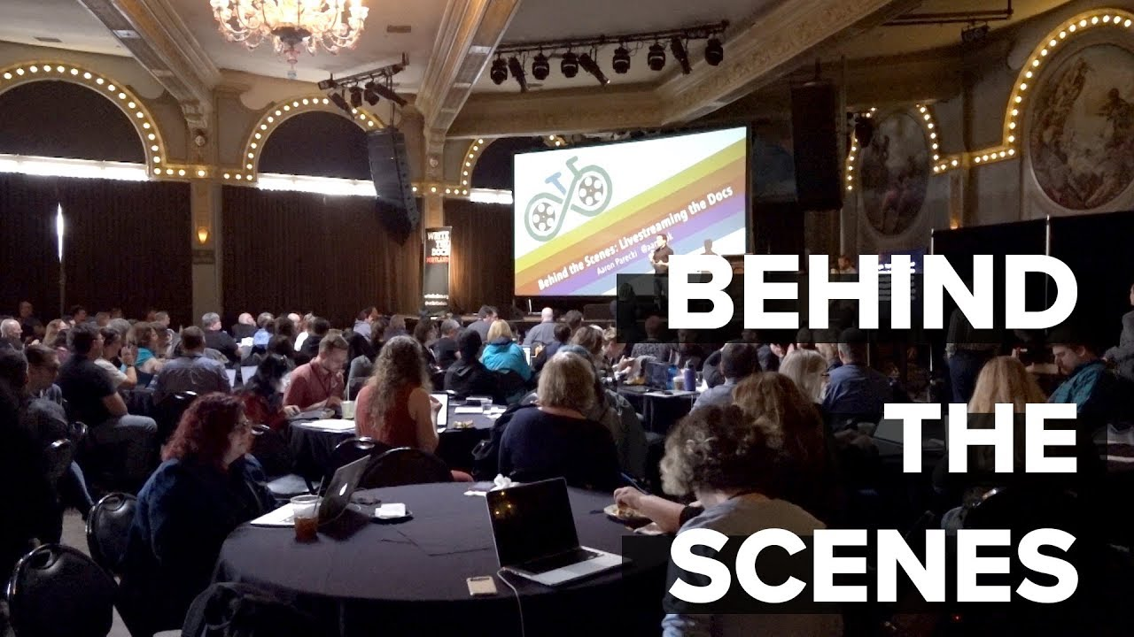 Image from How I post conference videos the same day - Behind the Scenes