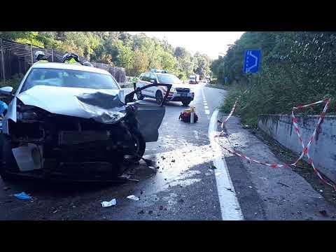 7 settembre 2020 - Incidente a Gavardo