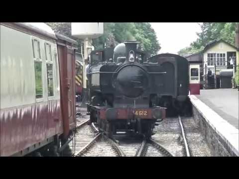 Bodmin & Wenford Railway Blue Timetable Thursday 9th June 2016