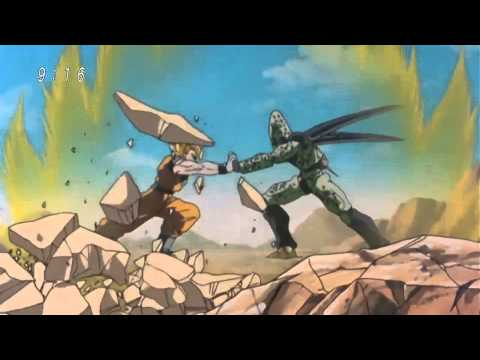 Goku vs Cell feat Disturbed Remember AMV