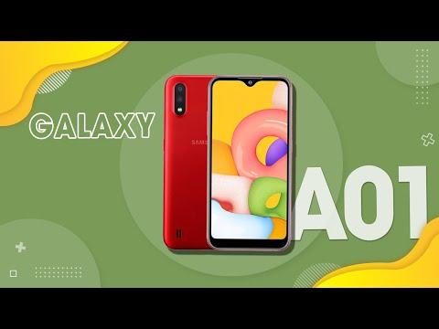 Đánh giá chi tiết Samsung Galaxy A01: Máy Samsung giá rẻ ngon lành