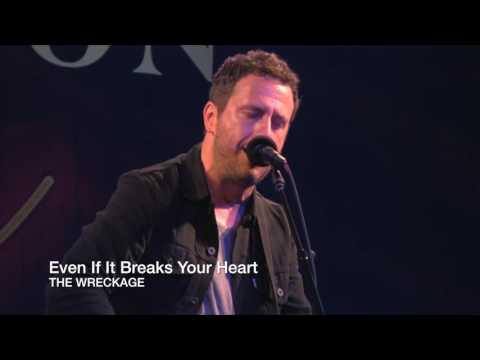 WILL HOGE  -Even If It Breaks Your Heart-