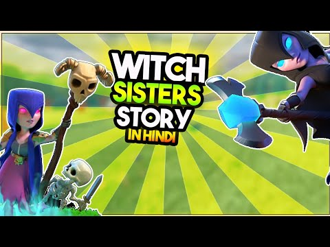 """WITCH SISTERS"" Story of Witch & Night Witch in Hinid 