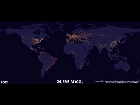 A Short History of Global Emissions from Fossil-Fuel Burning (1750-2010)