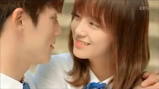 Korean Mix hindi song// sweet love story /halka halka
