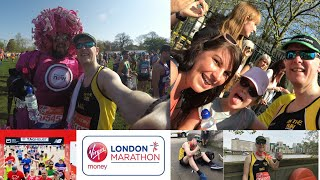 LONDON MARATHON 2018 Hottest One Ever!
