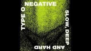 Type O Negative - Xero Tolerance