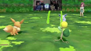 GWI Plays Pokemon Lets Go Issue #2: Onto Pewter Town