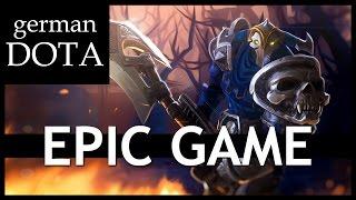 SVEN Dota 2 - EPIC GAME: 128 Kills, 5 Rapiers - Let