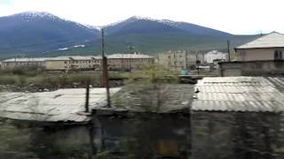 Усть-Нера, Якутия, 05.06.2014 год