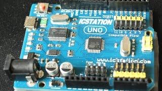 Nowa płytka z ICStation - klon Arduino UNO ***RECENZJA***