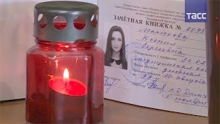 """""""Она всегда будет в наших сердцах"""": друзья вспоминают Ксению Малюкову, погибшую в результате теракта"""