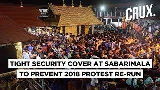 Sabarimala Temple | Kerala Police To Deploy Over 10,000 Cops For Mandala Pooja
