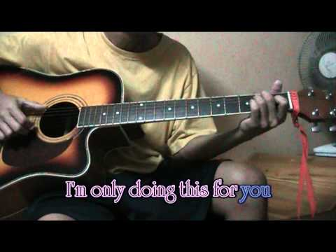 I Love You Goodbye Guitar Acoustic Cover