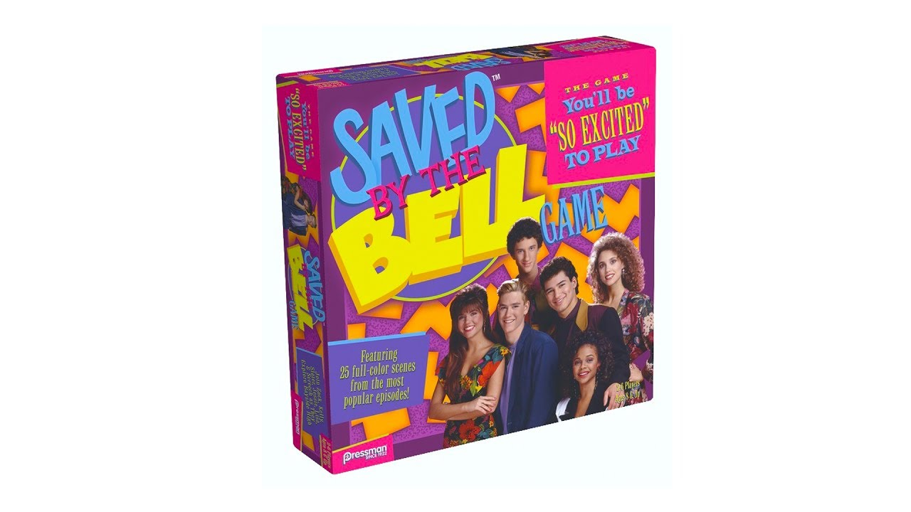 Saved By the Bell Instructional Video