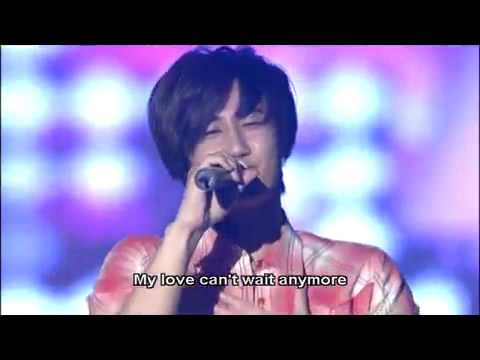 SS501 You Are My Heaven Live