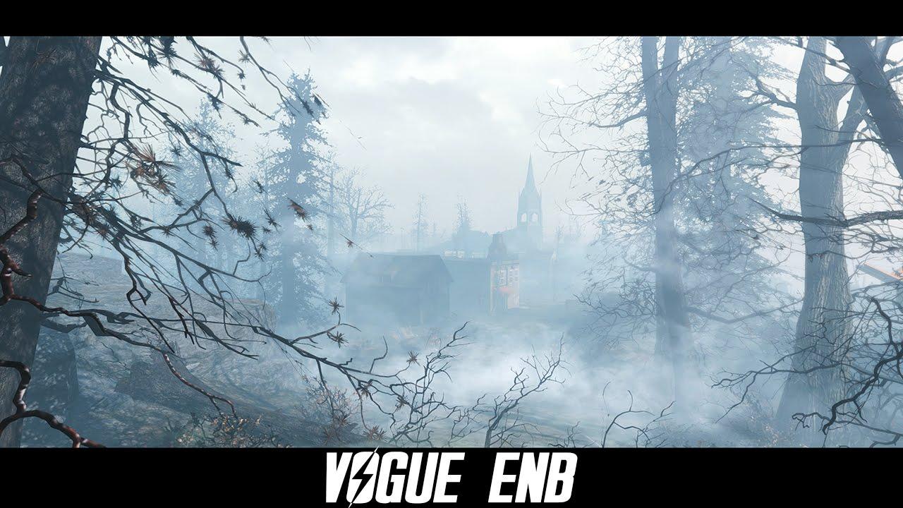 Fallout 4 Mods: VOGUE ENB Free Download Video MP4 3GP M4A