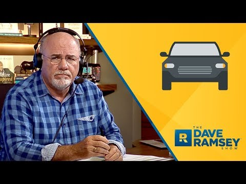 Car Financial Questions - The Dave Ramsey Show