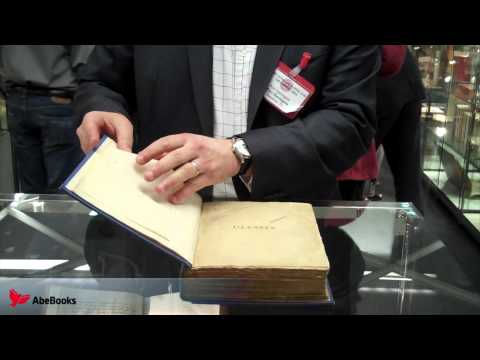 AbeBooks Visits the London International Antiquarian Book Fair