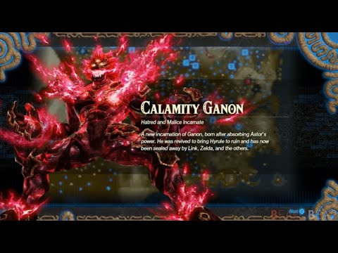 How To Unlock Calamity Ganon As A Playable Character In Hyrule Warriors Age Of Calamity Secret Youtube