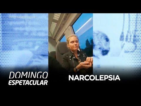 Pessoas com narcolepsia